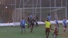 Träningsmatch 2012 DIF-GIF Sundsvall halvlek 1