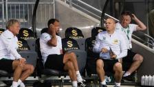 Se presskonferensen efter matchen
