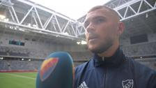Jesper Karlström besviken efter 2-2 mot Göteborg