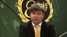 Bosse Johansson: Vi vill ha säkra arrangemang