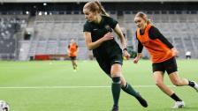 Eva Nyström – Känns jättebra att vara här