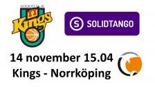 Södertälje Kings - Norrköping Dolphins