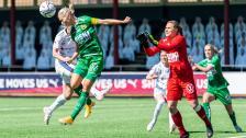 Sammandrag: FC Rosengård – Hammarby 3-1 (2-0)
