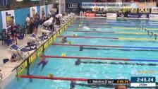 54 4X100m Medley Damer Sr Heat 1 SM/JSM 25m 2015