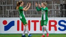 Sammandrag: Hammarby – AIK 2-0 (1-0)