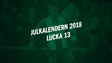 Julkalendern 2018 - Lucka 13