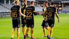 Höjdpunkterna från 4-0-segern i Göteborg