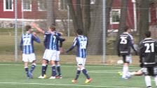 Highlights från U21 DIF-GIF Sundsvall 2012