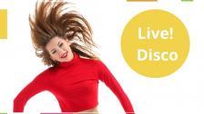 12/12 LIVE: Disco Avancerad