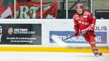 Henrik Björklund om flest mål i HockeyAllsvenskan