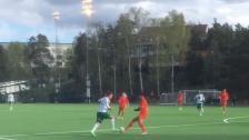 U21: 4-0 mot AFC värmde i bandyvädret