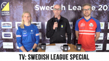 TV: SWEDISH LEAGUE SPECIAL
