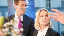 Handelsdagarna 2015 - Interview: Anette Andersson and Viktor Andersson, SEB