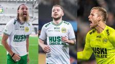 Bjørn, Darijan och David om derbyförväntningarna