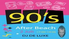 Ytown 90´s After Beach Party - DJ De Luxe