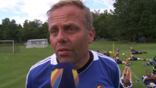 Anders Johansson inför U21 Assyriska-DIF