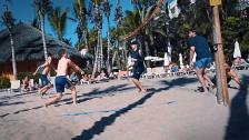 Beachvolleyboll på Gran Canaria