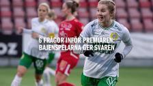 Snart premiär – Bajenspelarna inför allsvenska återkomsten (del 2)