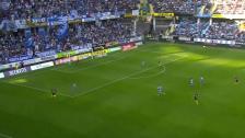 Sammandrag av 0-0-matchen i Göteborg