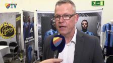 Janne Andersson inför genrepet
