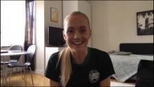 Elsa Karlssons träningspass