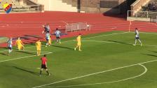 Målen från U21-matchen mot Halmstad