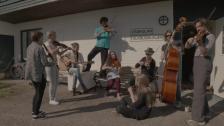Folkmusiklinjen