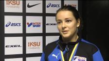 Frida Jonsson om finalsegern