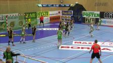 SHE High-lights Skuru IK vs. IK Sävehof den 21/2 2018