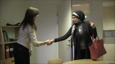 En bra intervju - ett exempel