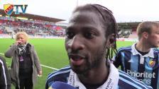 Jawo om segern mot Örebro