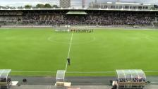 Stockholms Stadion-matchen 2014: Djurgården-Midtjylland