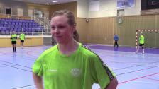 Del 2 inför kvartfinalsserien mot VIHF - Intervju med Alexandra Bjärenholt