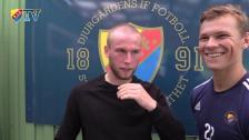 Emil intervjuar Karlström om hans relation till Kerim Mrabti