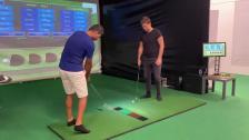 Golfskyttehall