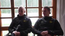 Intervju med Jesper Karlsson och Christopher McVey