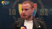 Stenman inför IFK Göteborg: Det blir en utmaning