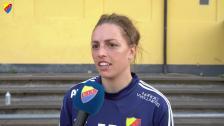 Jennifer Pelley lämnar Djurgården