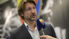 Johan Ahlborg om placeringen av Djurgårdsandan på matchtröjan