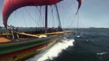 Kapten på vikingaskepp om livet ombord