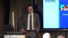 InDex Pharmaceuticals VD Peter Zerhouni presenterar på Investor Forum 1 juni