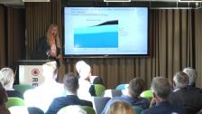 Moberg Pharmas CFO Anna Ljung presenterade på Investor After Work 23 maj