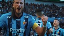 Derbyseger highlights   Hammarby-Djurgården
