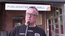 Del 1 inför Kvartsfinalserien Skuru IK mot VIHF - Intervju med Patrik Svarvén