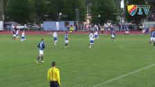 Målen från VB United - Djurgården