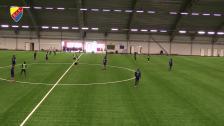 Lite fotboll från Bosön
