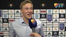Emil: Jag är riktigt stolt över laget