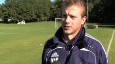 Martin Sundgren - individuell tränare i DIF