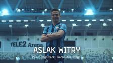 Nyförvärv | Aslak Witry