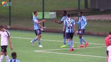 Målen från U21-matchen mellan Djurgården och Örebro